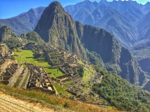 Why is Machu Picchu a good place to visit?